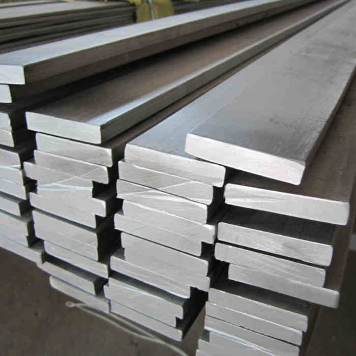 AISI 201 Stainless Steel Flat Bar