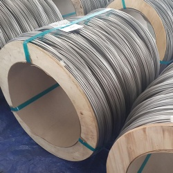 AISI304 Stainless Steel Hydrogen Annealing Wire